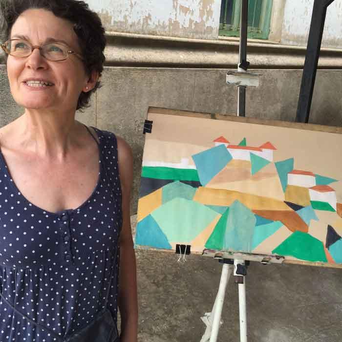 Curso de verano de pintura de paisaje